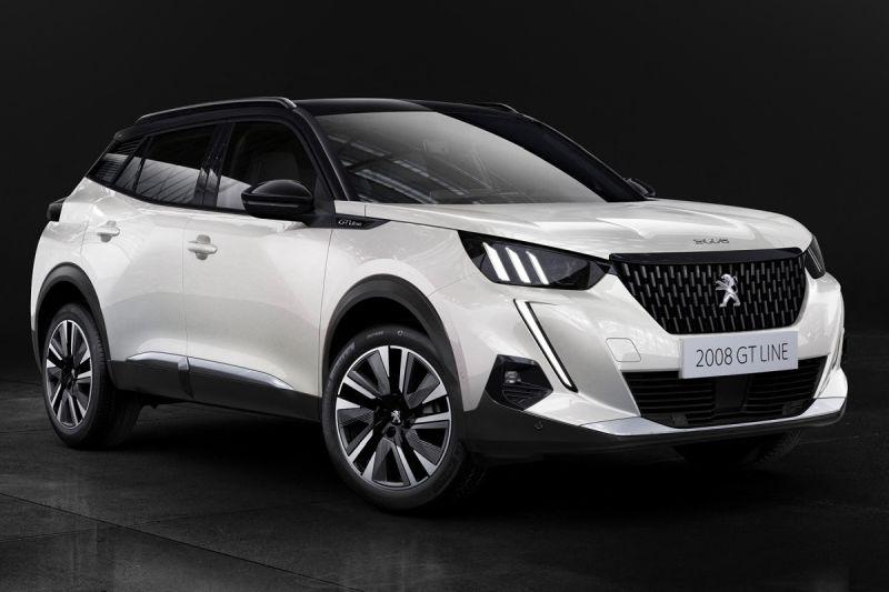 Peugeot 2008 version 2019