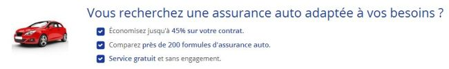 Comparateur Assurances Auto