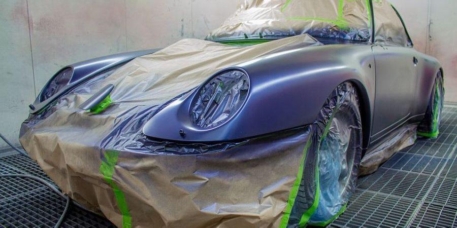 peinture carrosserie auto